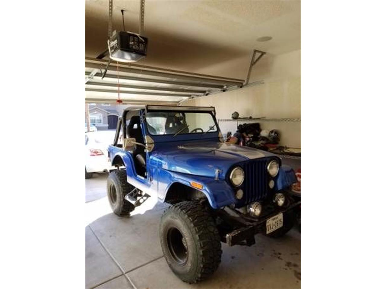 Large Picture of 1978 CJ5 located in Cadillac Michigan - $13,495.00 Offered by Classic Car Deals - O2BH