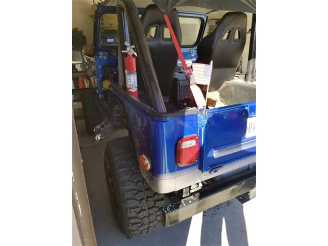 Large Picture of 1978 Jeep CJ5 located in Cadillac Michigan - $13,495.00 - O2BH
