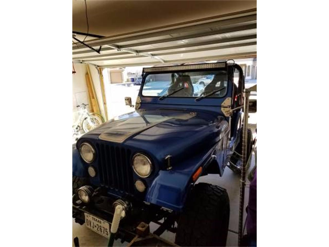 Large Picture of '78 CJ5 - O2BH