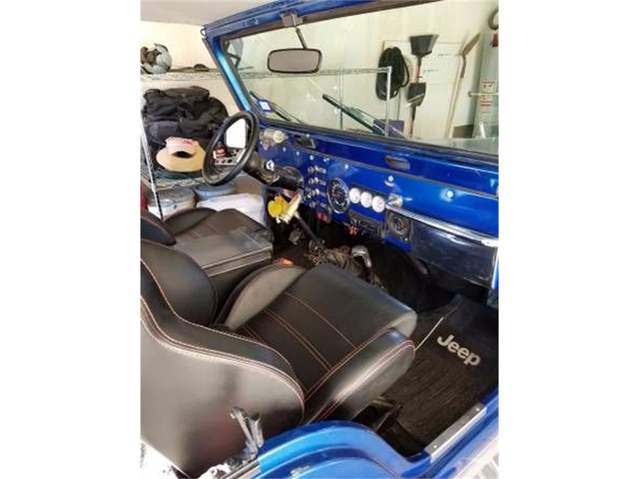 Large Picture of '78 CJ5 located in Cadillac Michigan - $13,495.00 Offered by Classic Car Deals - O2BH