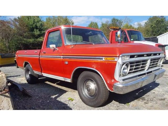 Picture of '74 F100 - O2C2