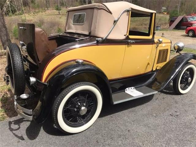 Picture of '31 Cabriolet - O2CA