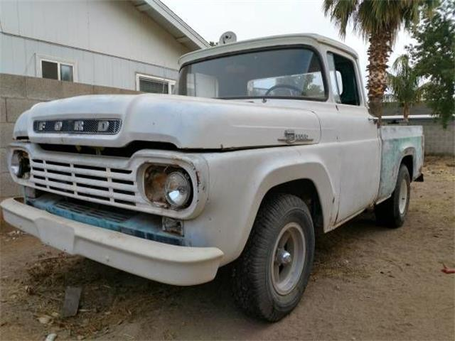 Picture of '59 F100 - O2CE