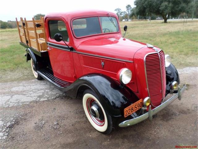 Picture of '37 Pickup - O2CL