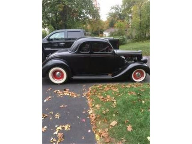 Picture of '35 Coupe - O2CW