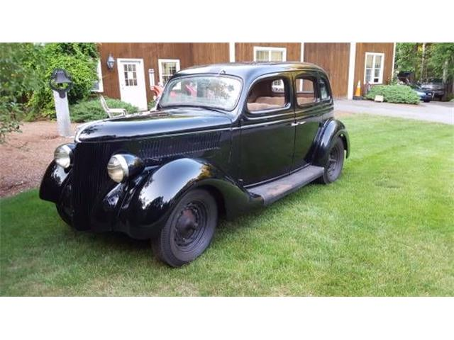 Picture of '36 4-Dr Sedan - O2CY