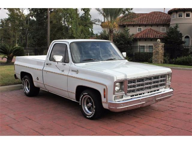 Picture of '77 C10 - O2D7