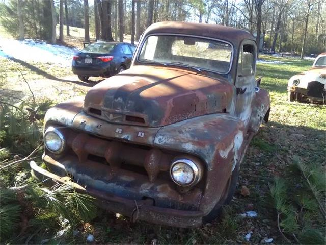Picture of '52 Ford F1 located in Michigan Offered by  - O2DG