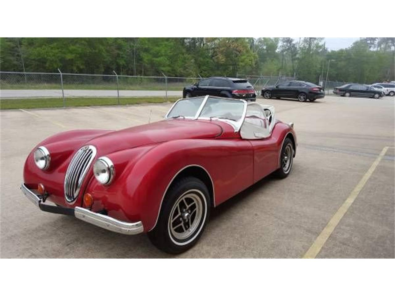 1957 Jaguar XK140 for Sale | ClassicCars.com | CC-1122825