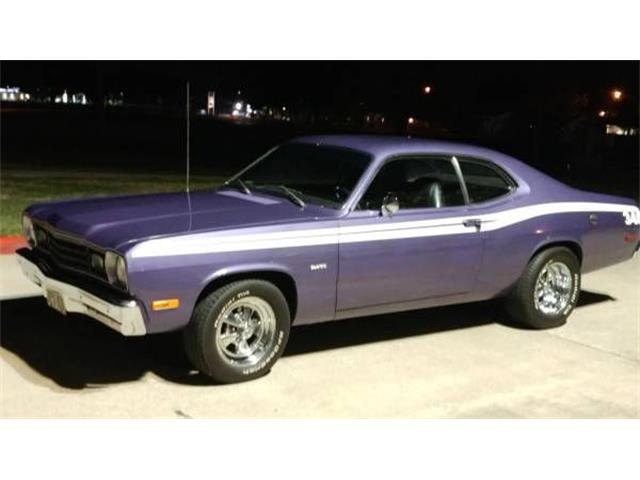 Picture of '73 Duster - O2DM