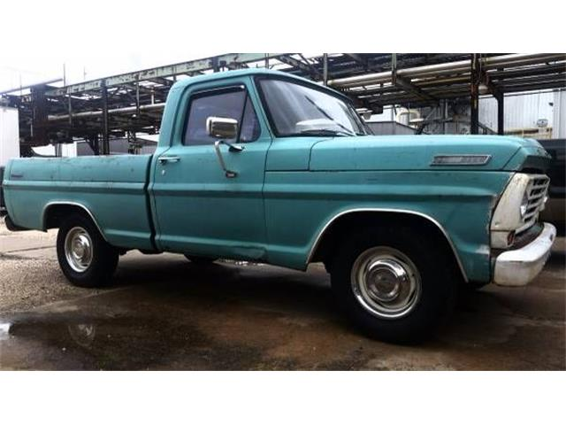 Picture of '67 F100 - O2DT