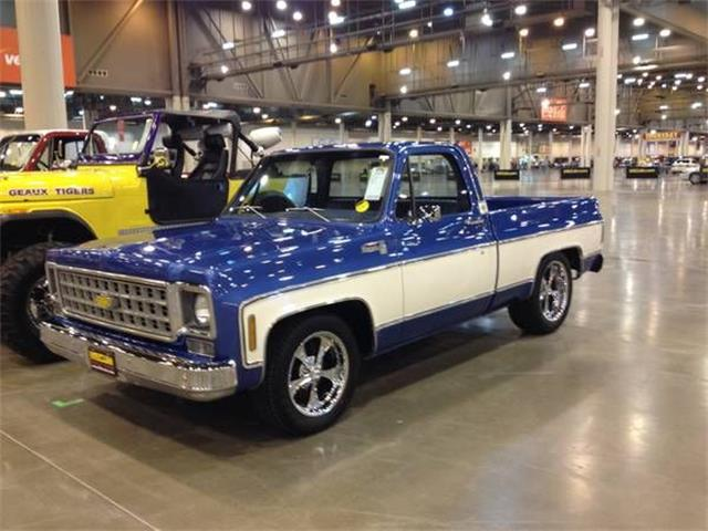 Picture of '78 C10 located in Michigan Offered by  - O2DU