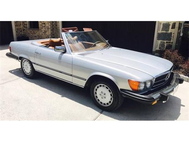 Picture of '76 450SL - O2DX