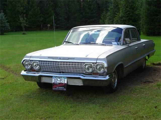Picture of Classic '63 Sedan - $9,495.00 Offered by  - O2EC