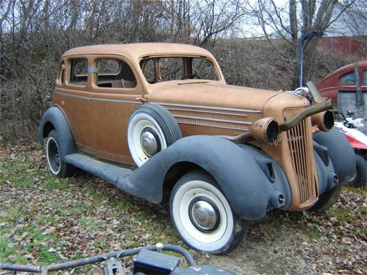 1935 dodge sedan for sale