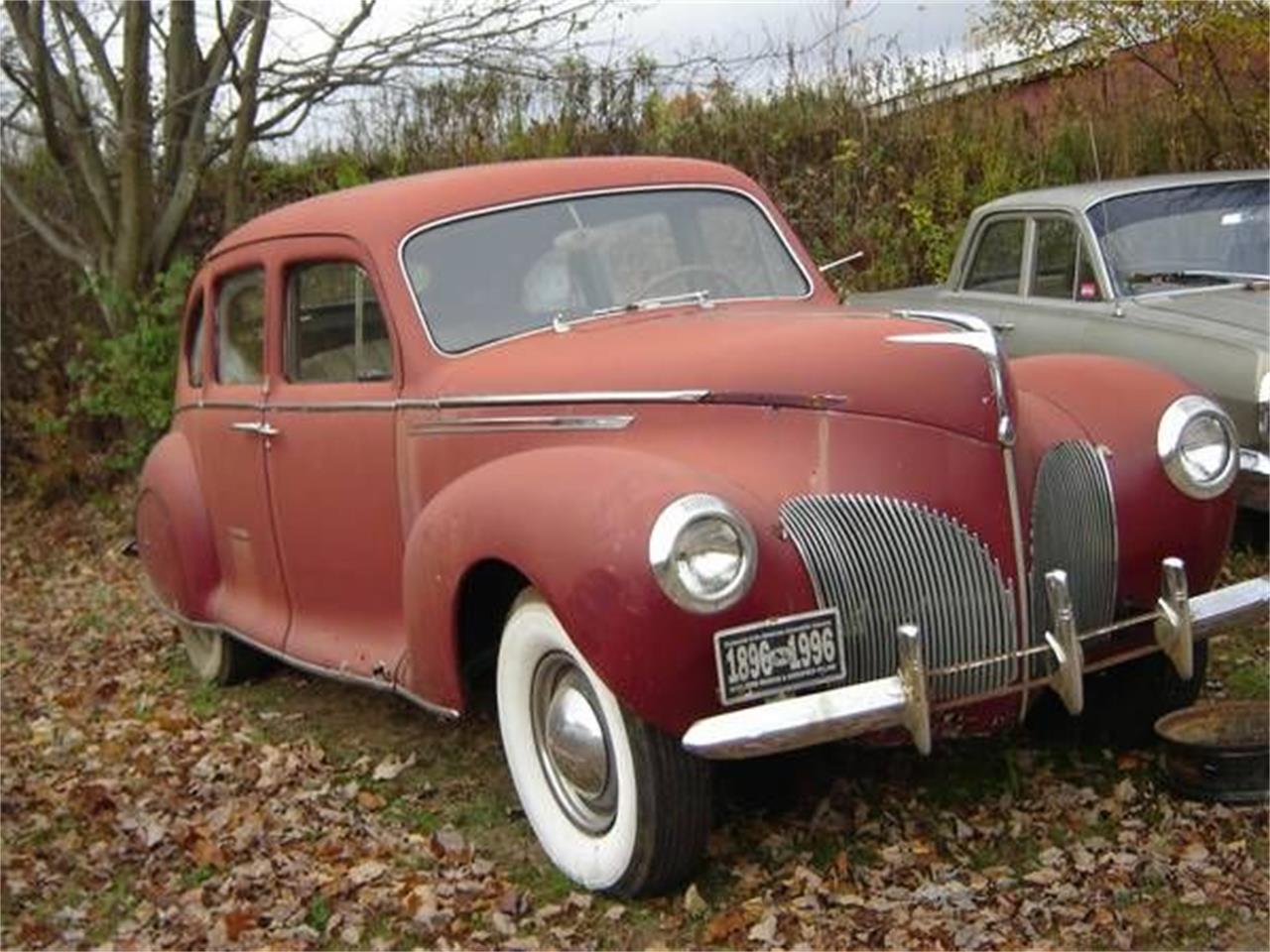 Large Picture of '39 Zephyr - O2EE