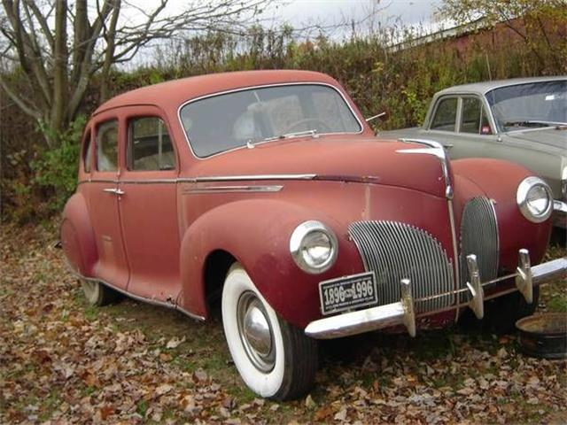 Picture of '39 Zephyr - O2EE
