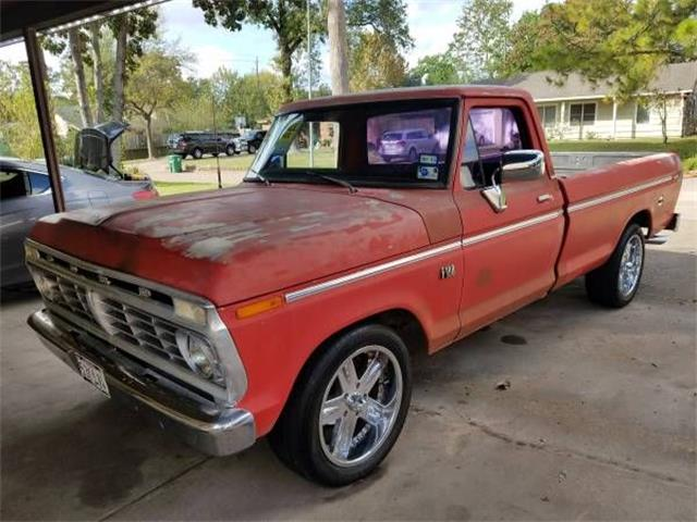 Picture of '75 F100 - O2EF