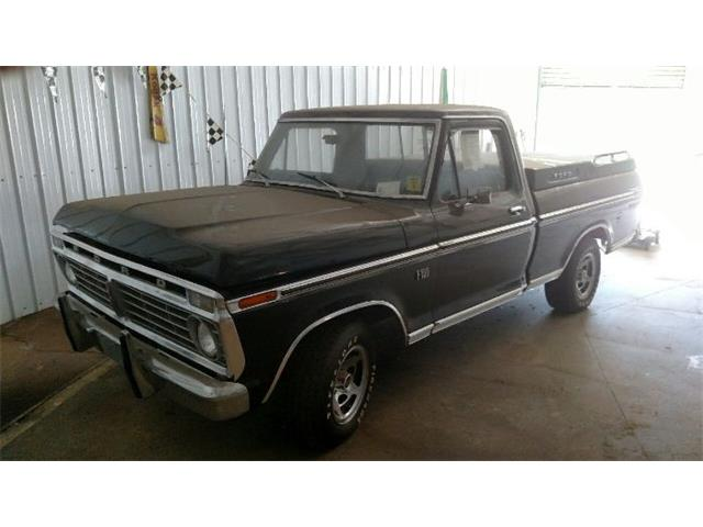 Picture of '74 F100 - O2ES