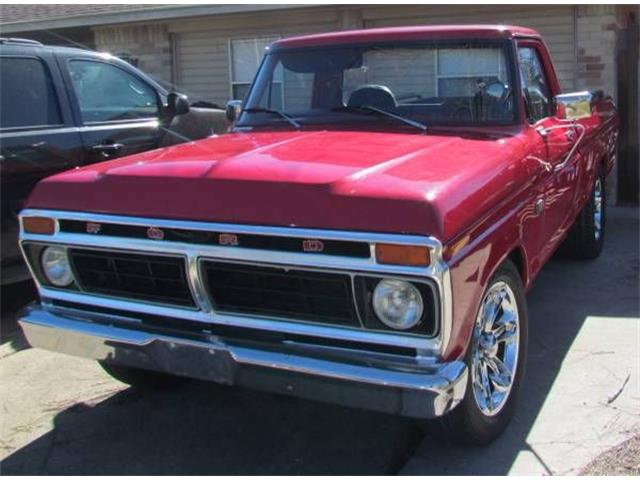 Picture of '76 F100 - O2F5