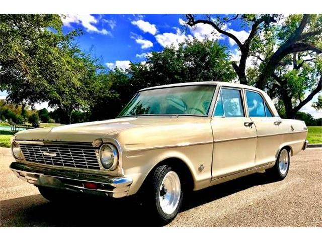 Picture of Classic 1965 Chevrolet Nova II located in Michigan - $14,995.00 Offered by  - O2FZ