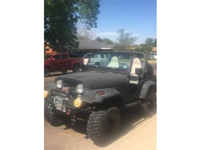 Picture of '80 CJ5 - O2G1