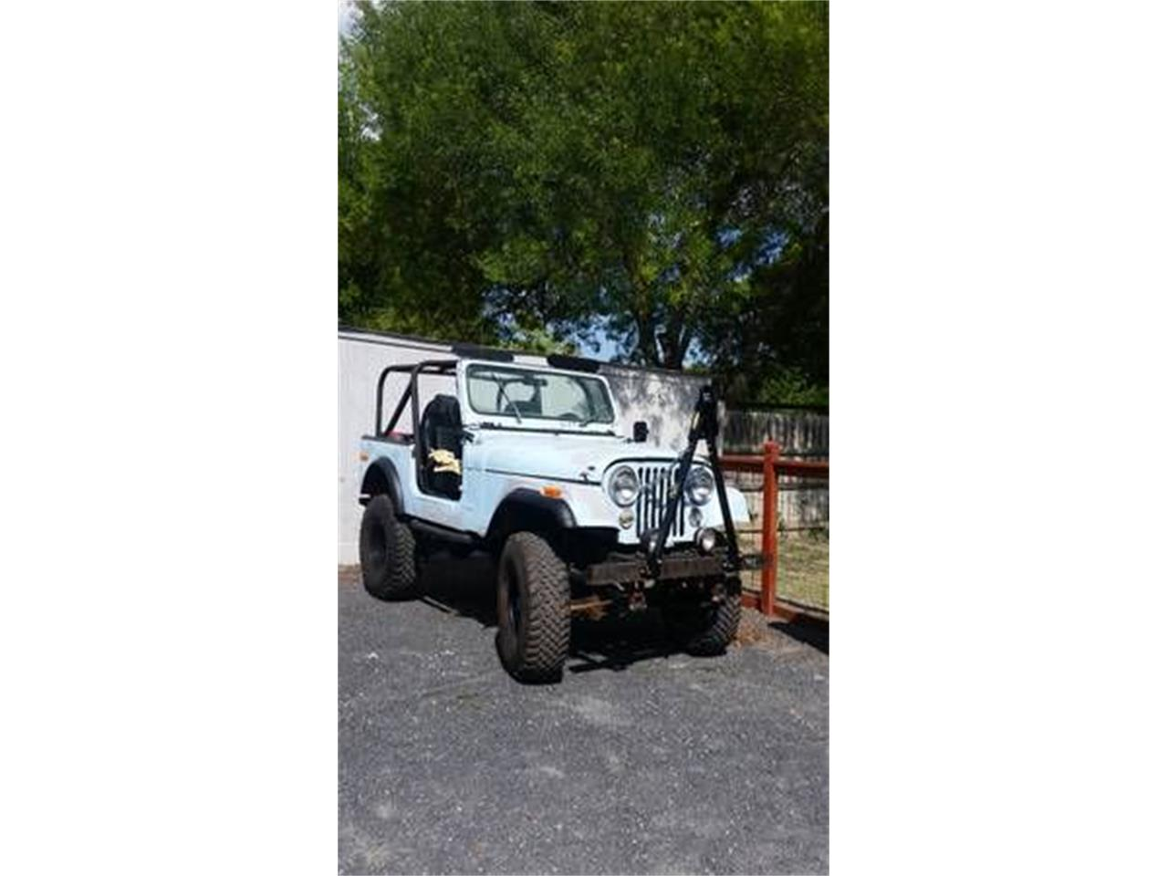 Large Picture of '79 CJ7 - O2G7