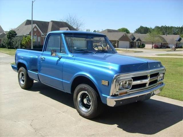 Picture of Classic 1970 Pickup - O2GF