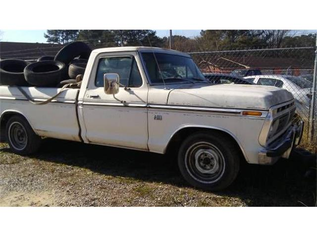 Picture of 1976 F100 located in Michigan - $8,995.00 Offered by  - O2H6