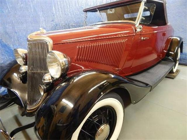Picture of '34 Deluxe - O2H9