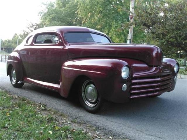 1947 Mercury Coupe