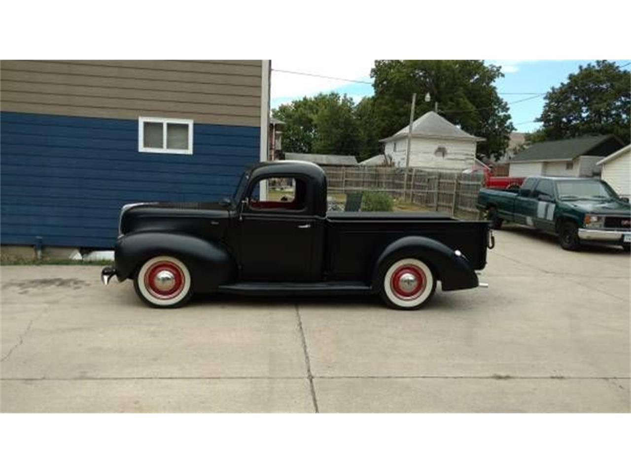 Large Picture of '40 Pickup - O2HO