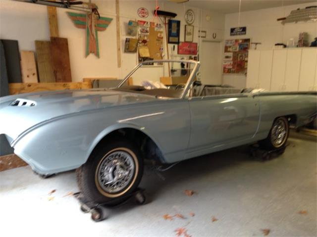 Picture of '62 Thunderbird - O077