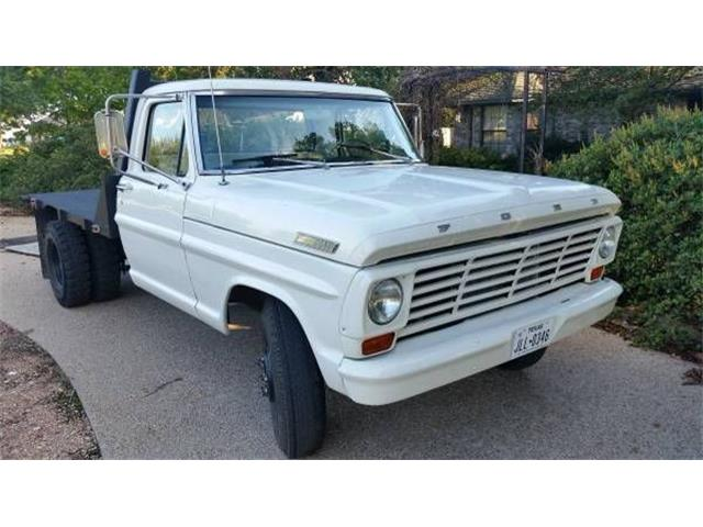1967 Ford F350