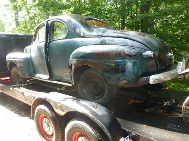 Picture of Classic '46 Ford Business Coupe located in Cadillac Michigan - $5,795.00 Offered by  - O2IM