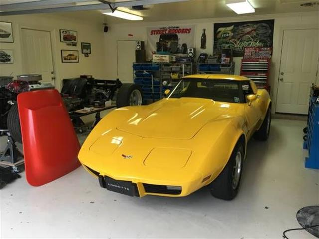 Picture of '77 Corvette - O2IS