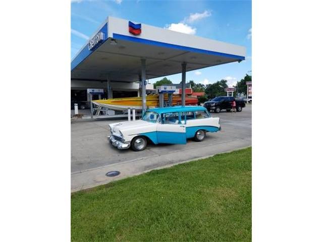 Picture of Classic '56 Chevrolet Wagon located in Michigan - $27,995.00 - O2IU