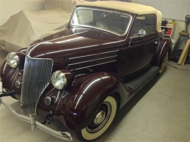 Picture of Classic '36 Cabriolet Offered by  - O2K0