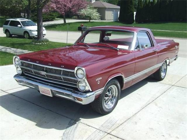 Picture of '67 Ranchero - O2KM