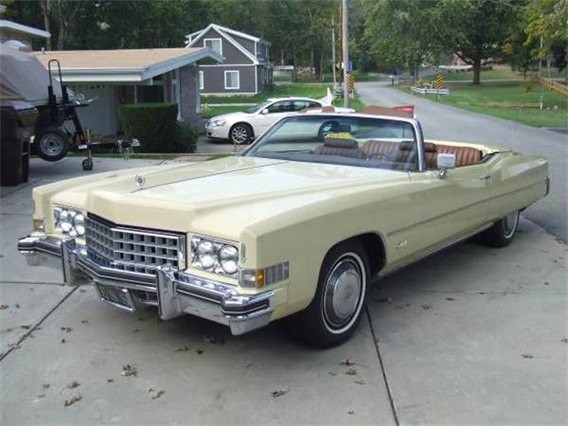 Picture of '73 Eldorado - O2KQ