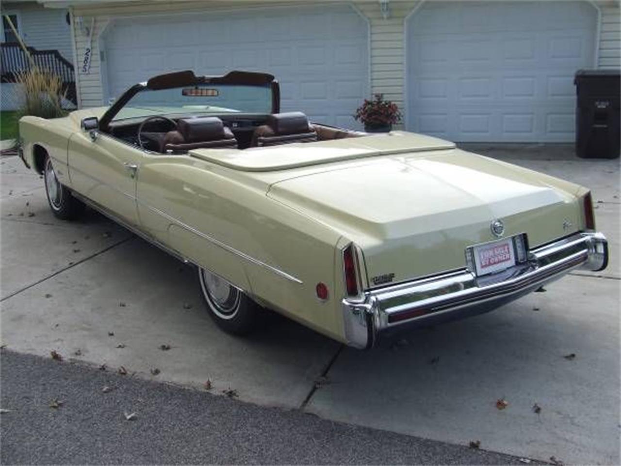 Large Picture of '73 Eldorado - O2KQ