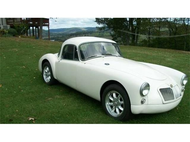 Picture of '59 MGA - O2KV
