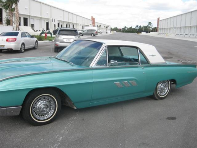 Picture of '63 Thunderbird - O2L0