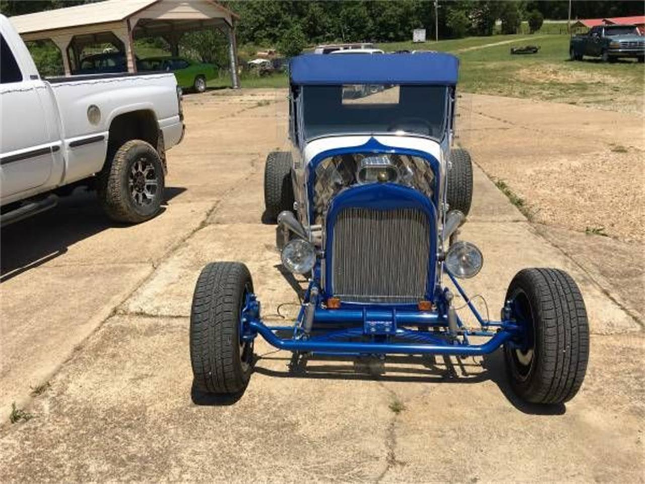 Large Picture of '27 Model T - O2MY