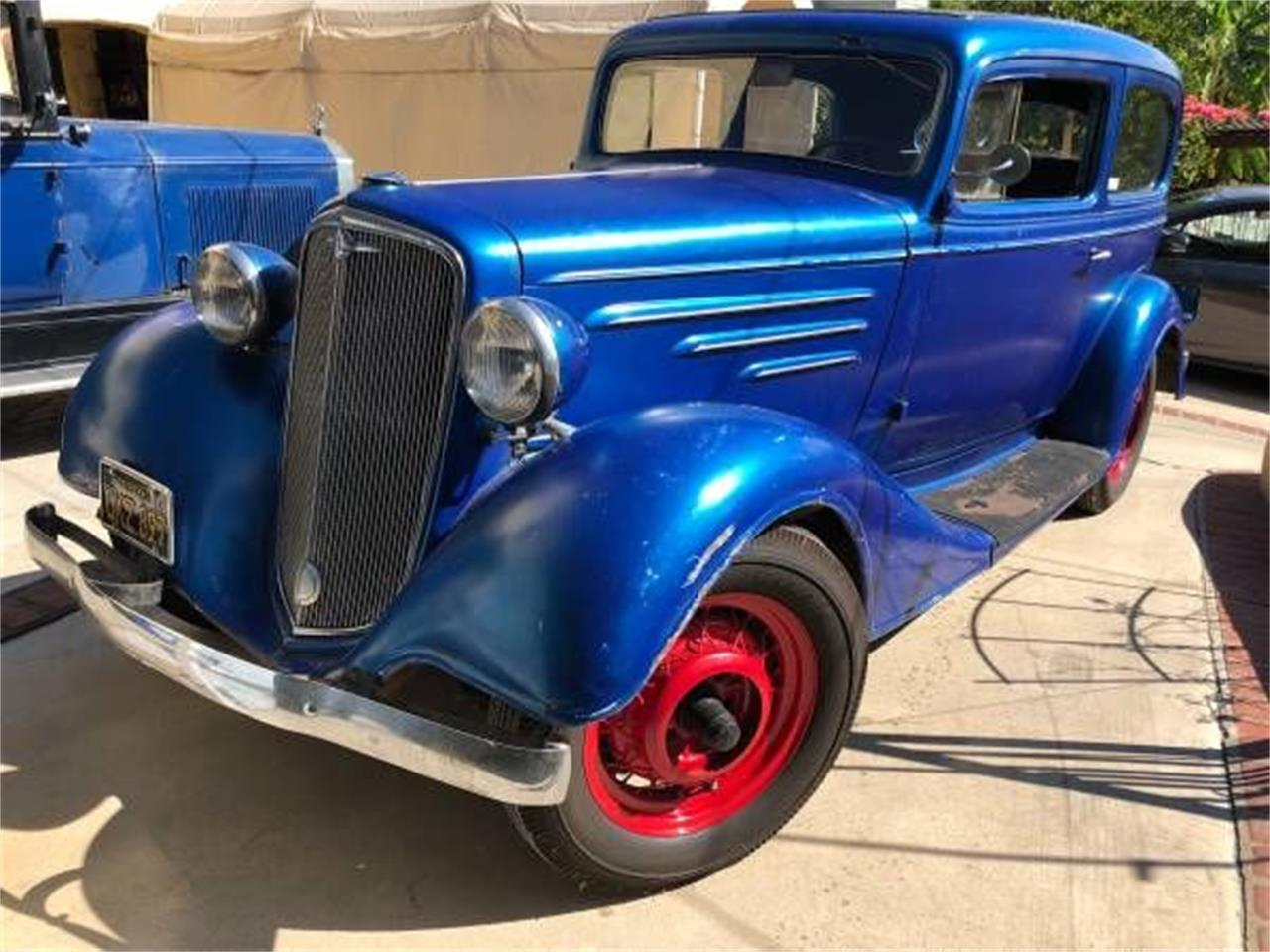 For Sale: 1934 Chevrolet Master in Cadillac, Michigan