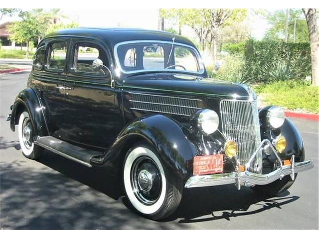 Picture of '36 Deluxe located in Michigan - $40,995.00 - O2NB