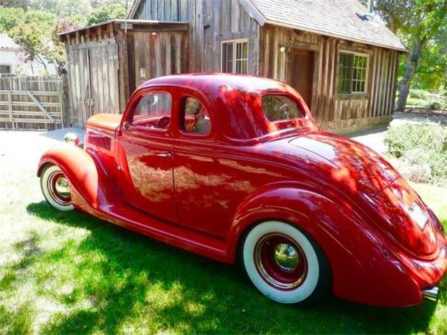 Picture of Classic '36 Ford Coupe - O2NC