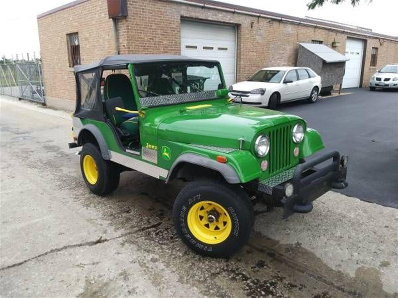 Large Picture of '73 CJ5 - O2O5