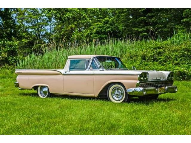 Picture of '59 Ranchero - O2OH