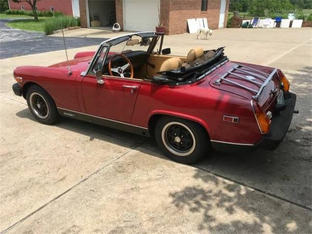 Picture of '79 MG Midget located in Cadillac Michigan - $6,195.00 - O2P8